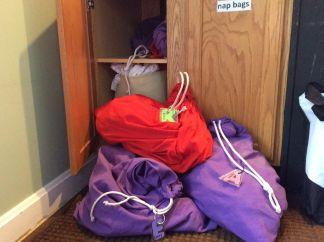 Nap Bag Helper
